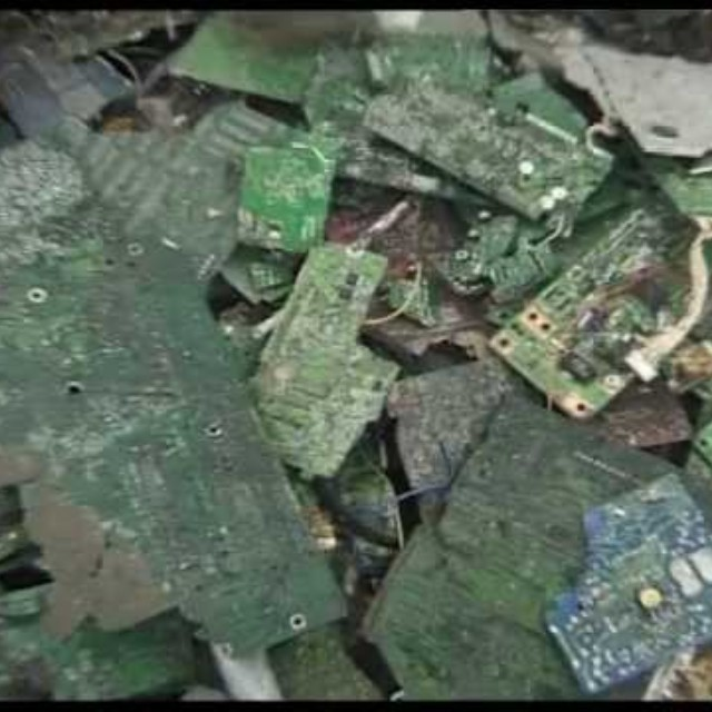 MeWa E-Scrap Recycling Plant